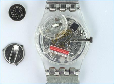 codice promozionale b1614 464aa Cambiar la pila de un reloj de cuarzo – El Blog de Relojes